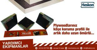 Plywoodlarınızı uzun ömürlü kullanmakmı istiyorsunuz?